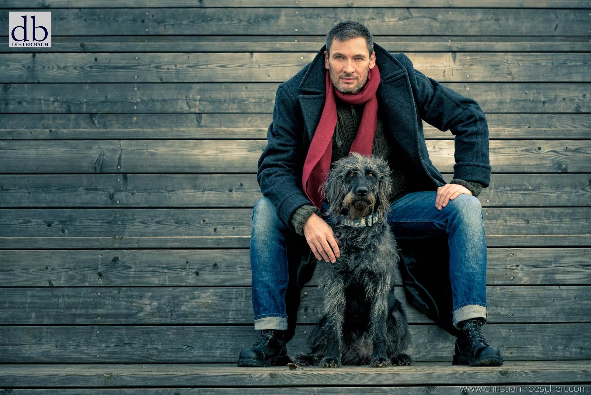 Dieter Bach Partnerin